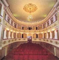 Interno Teatro La Vittoria